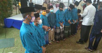 PAN Lampung Bukber dan Santuni Anak Yatim